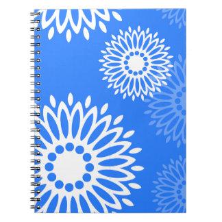 Summertime Blue Notebook