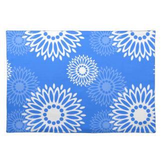 Summertime Blue placemat