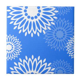 Summertime Blue Tile