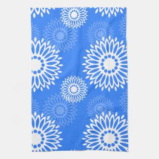 Summertime Blue Towel