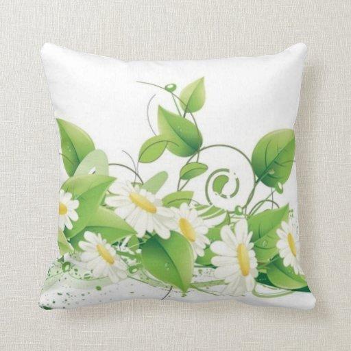 Summertime Daisies American MoJo Pillow