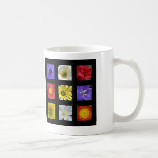 Summertime Flowers Mug