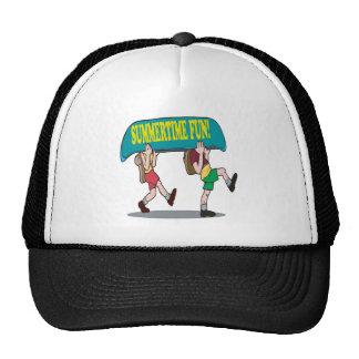Summertime Fun Trucker Hat