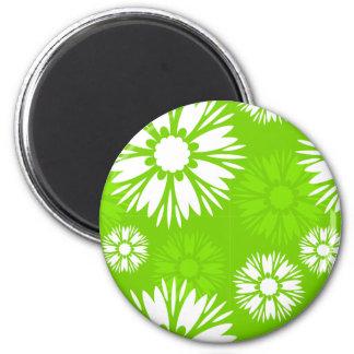 Summertime Green magnet Refrigerator Magnet