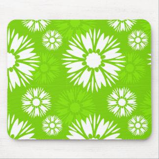 Summertime green mousepad