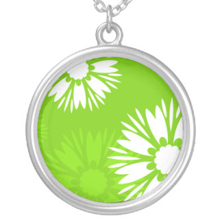 Summertime Green necklace