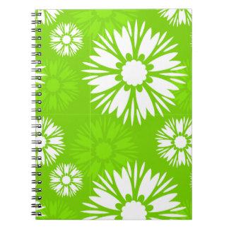 Summertime Green Notebook