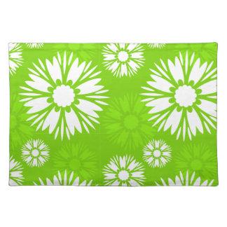 Summertime Green placemat