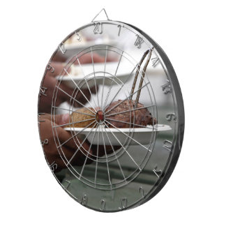 Summertime Grilling Dartboard With Darts