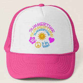 Summertime hat - choose color
