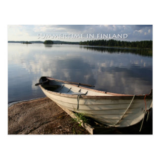 Summertime in Finland Post Cards