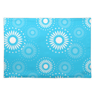 Summertime Light Blue placemat
