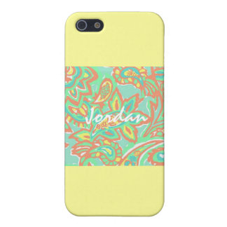 Summertime Lilly Inspired Case Iphone 5s