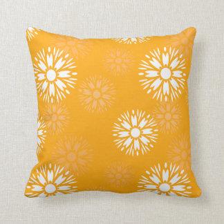 Summertime Orange Pillow