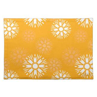 Summertime Orange placemat