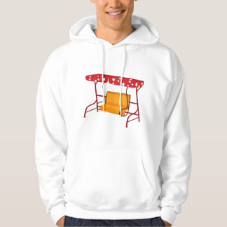 Summertime Patio Glider Seating Hoody