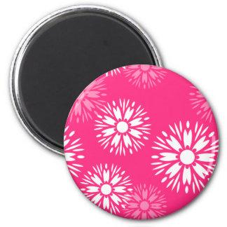 Summertime Pink Magnet Refrigerator Magnets
