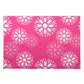 Summertime Pink placemat