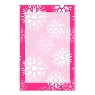 Summertime Pink  Stationery