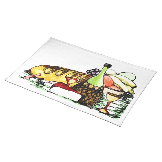 Summertime Placemat