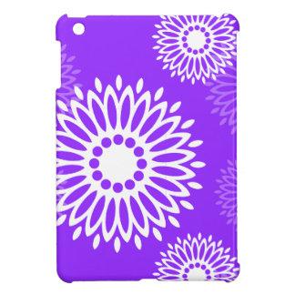 Summertime purple flowers iPad Mini Case