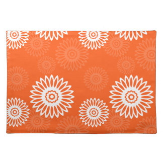 Summertime Red placemat