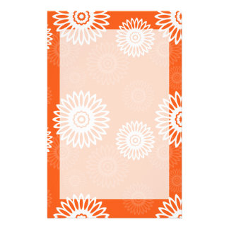 Summertime Red Stationery