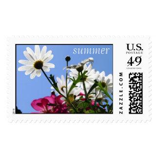 summertime, summer postage