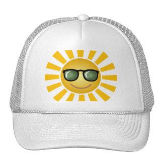 Summertime Sun Trucker Hat