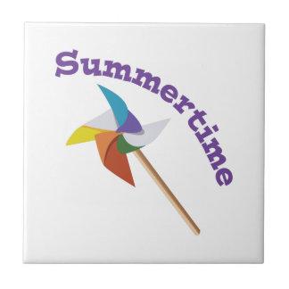 Summertime Tile