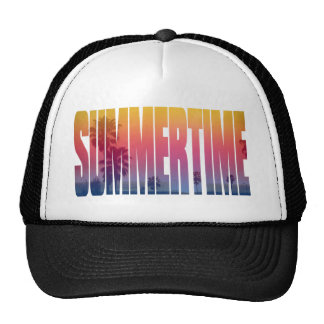 Summertime Trucker Hat