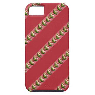 Summertime Watermelon Fruit Bowl Stripes Pattern iPhone 5 Cases