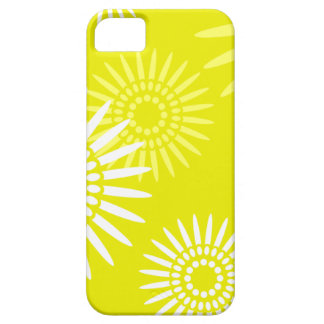 Summertime Yellow iPhone 5 Case