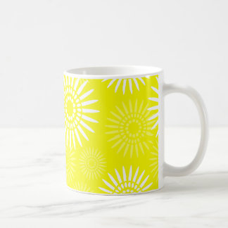 Summertime Yellow Mug