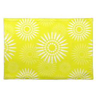 Summertime Yellow placemat