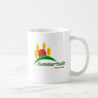 Summertude 2 coffee mugs