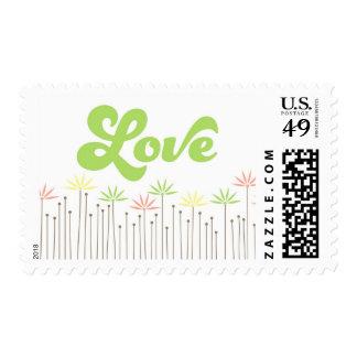 Summery Love Stamp