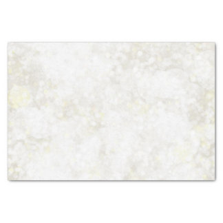 "Summery White Fairy Dust 10"" X 15"" Tissue Paper"