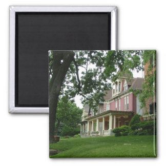 Summit Ave 2 Inch Square Magnet