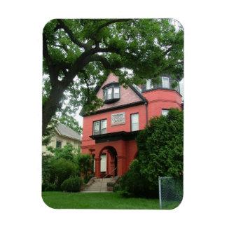 Summit Avenue Rectangular Photo Magnet