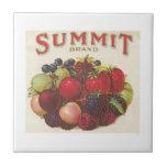 Summit Brand Fruits Tiles