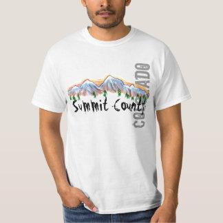 Summit County Colorado value tee