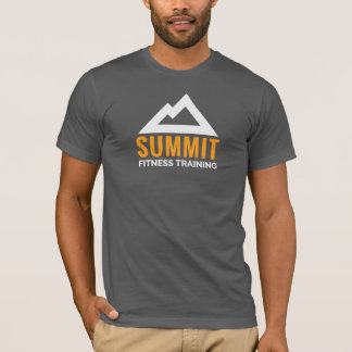 Summit Fitness Training Logo T-Shirt