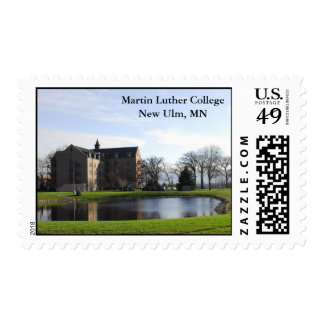 Summit Hall Postage Stamp