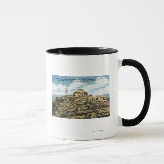 Summit House, Fire Observers Tower View Mug
