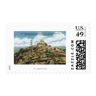 Summit House, Fire Observers Tower View Postage