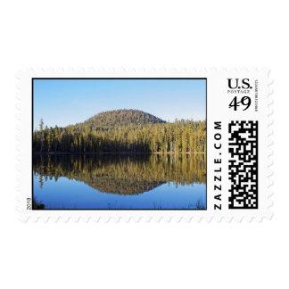 Summit Lake Stamp