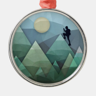 Summit Metal Ornament