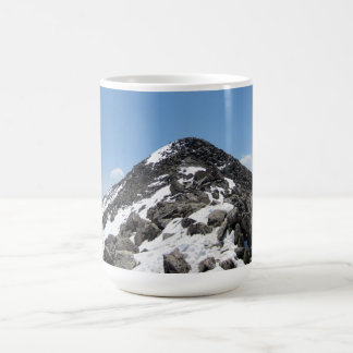 Summit of Mount Yale, Colorado Coffee Mug