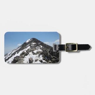 Summit of Mount Yale, Colorado Luggage Tag